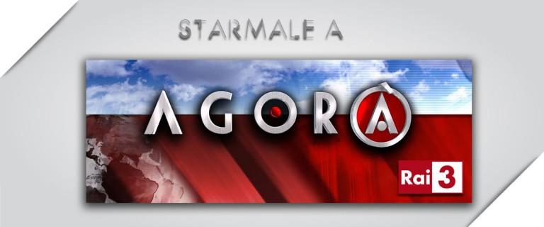 """Rai3 """"Agorà"""""""