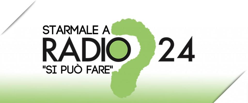 """Radio24 """"Si può fare"""""""