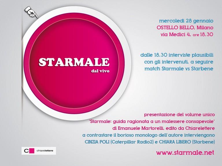 Starmale a Milano