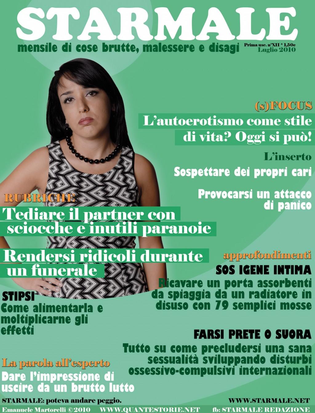 Starmale copertina n°1