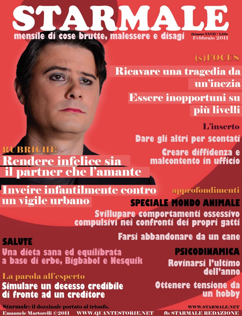 Starmale copertina n°2