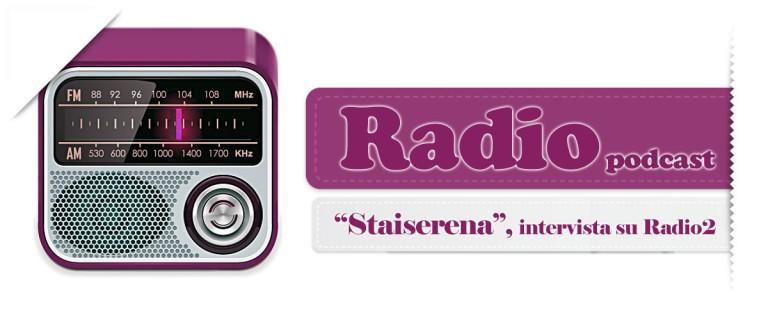 """Staiserena"", Radio Due"
