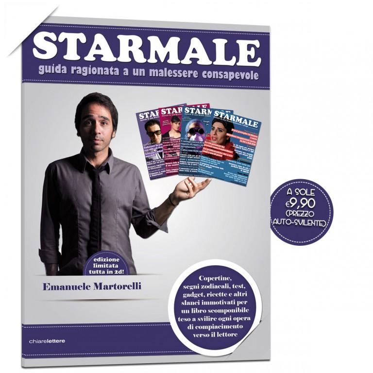 Starmale, il libro