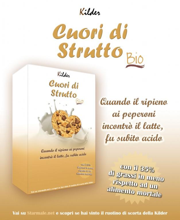 """spot """"Cuori di Strutto"""""""