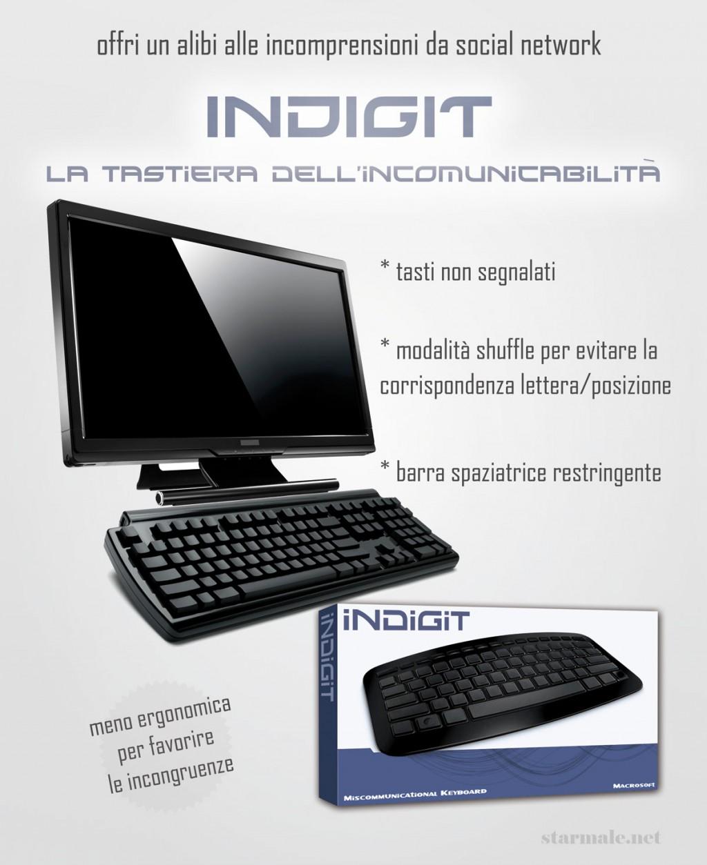 "spot ""Indigit"""
