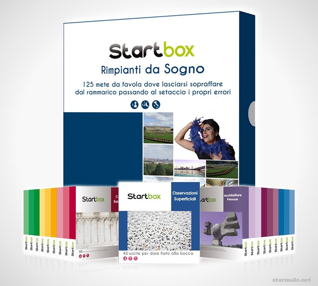 "spot ""StartBox Rimpianti"""