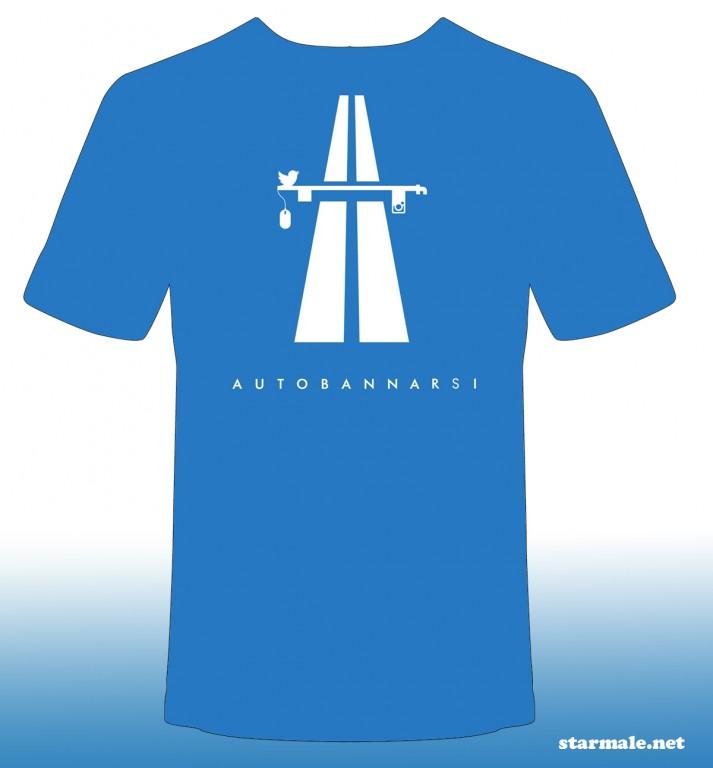 """tshirt """"Autoban"""""""