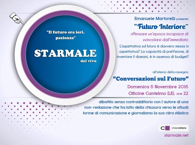 Starmale a Lecce