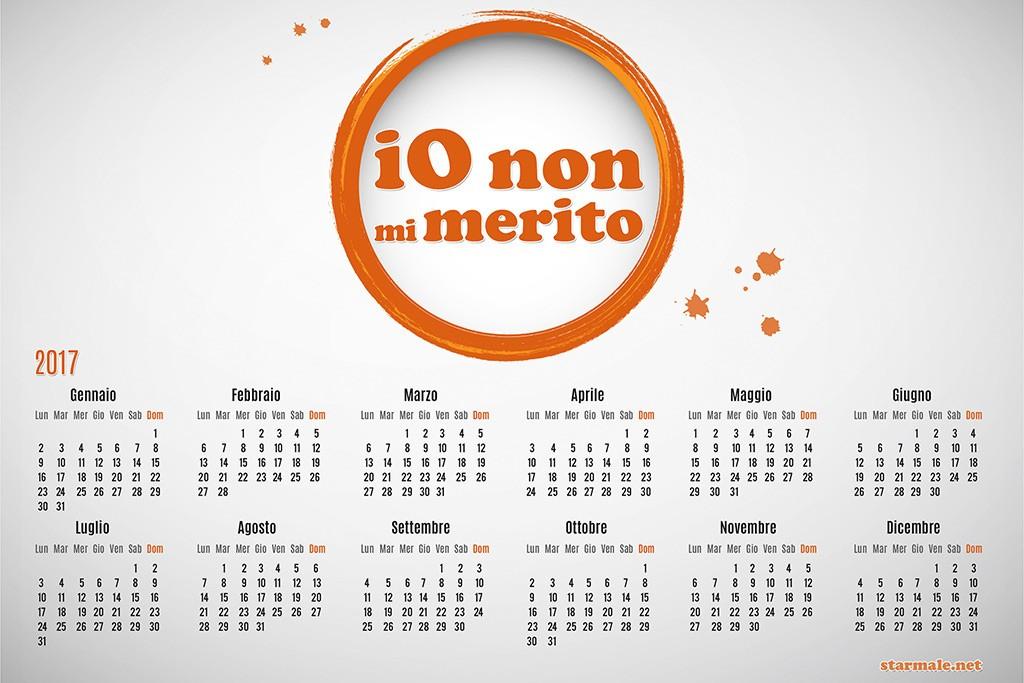 """calendario """"Autocritica"""""""