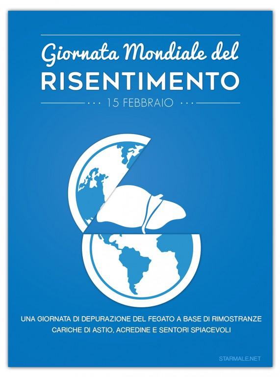 Giornata Mondiale del Risentimento