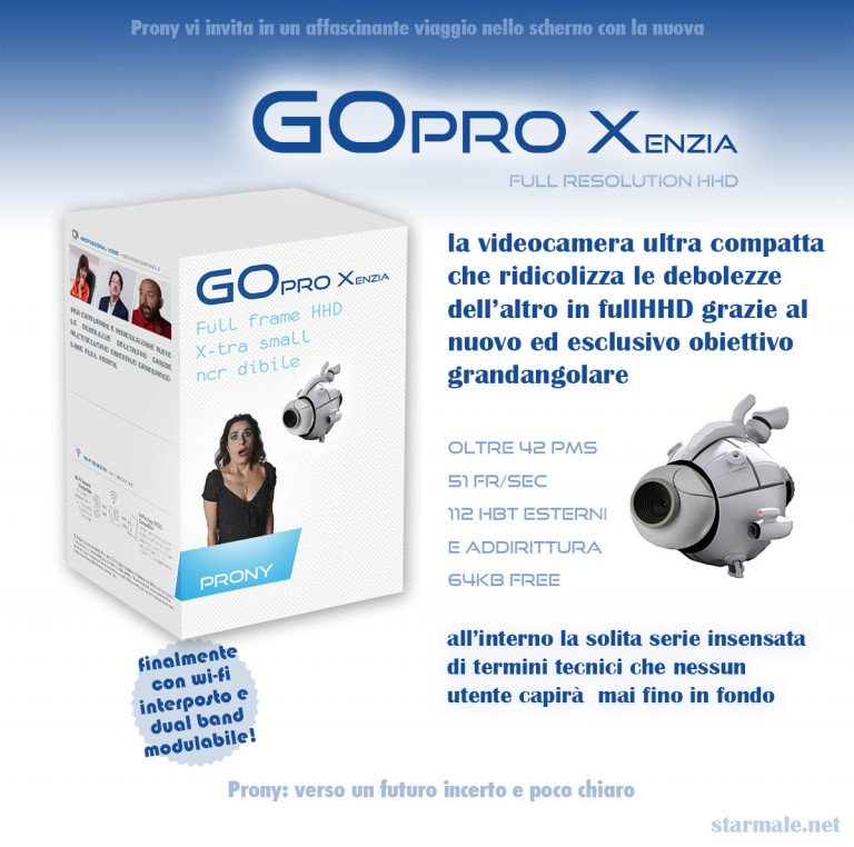 "spot ""GoPro Xenzia"""