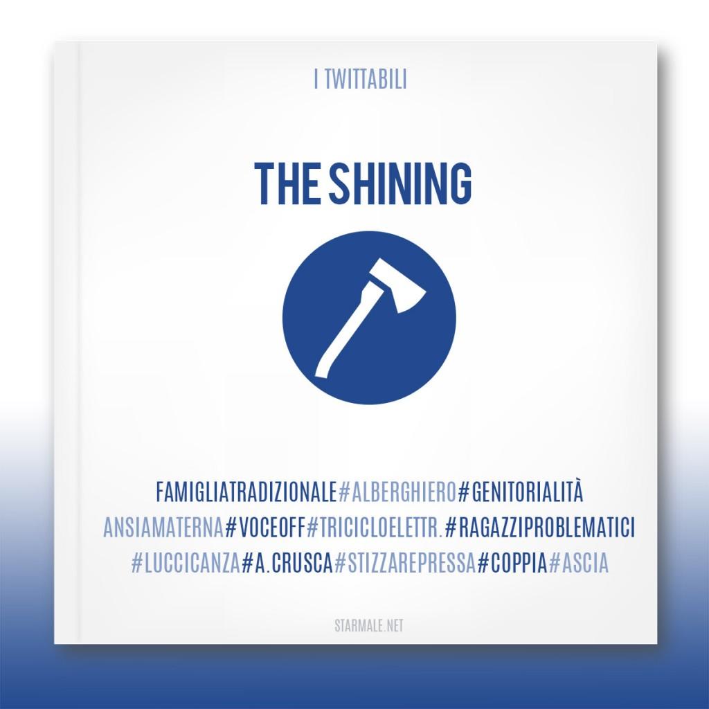 "i twittabili ""The Shining"""