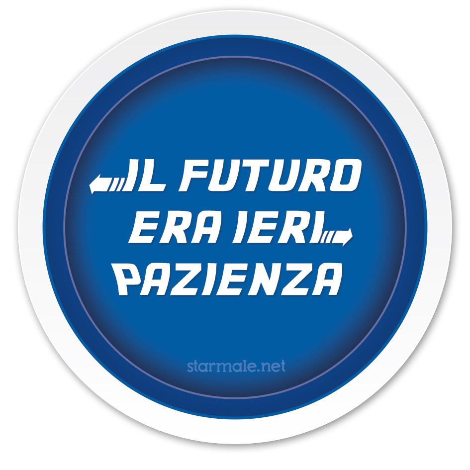 """spilla """"Futuro"""""""