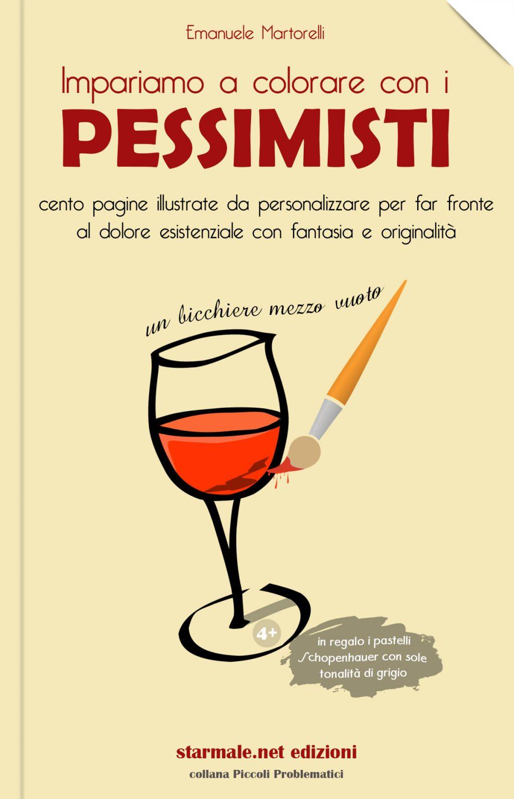 """""""Impariamo a colorare con i Pessimisti"""""""