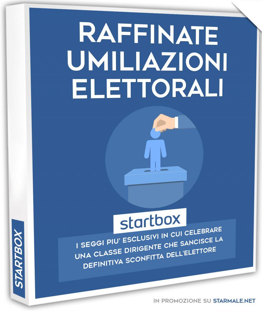 """spot """"Raffinate Umiliazioni Elettorali"""""""