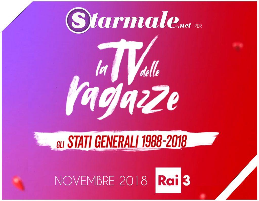 Starmale per LA TV DELLE RAGAZZE