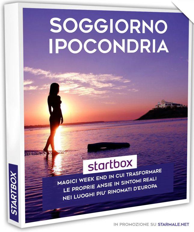 """spot Smartbox """"Soggiorno Ipocondria"""""""