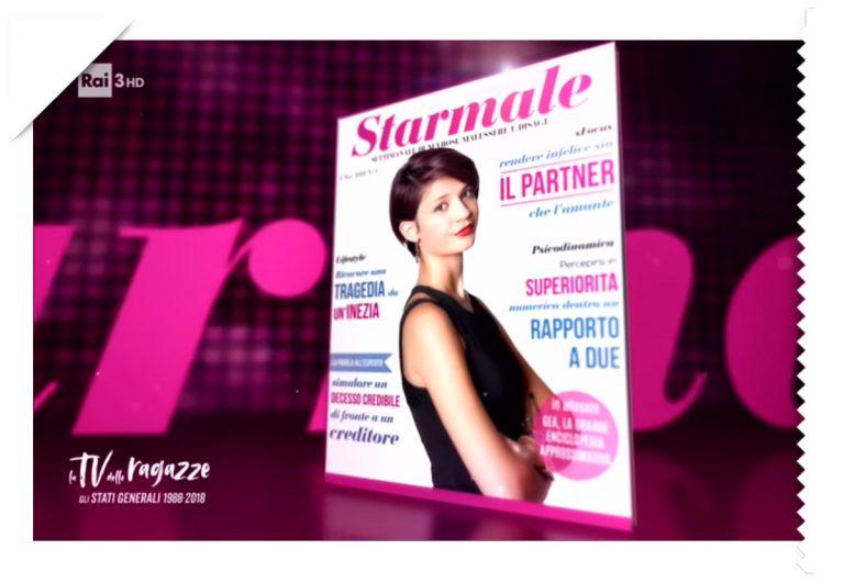 Starmale TV delle Ragazze Rai3 – cover1