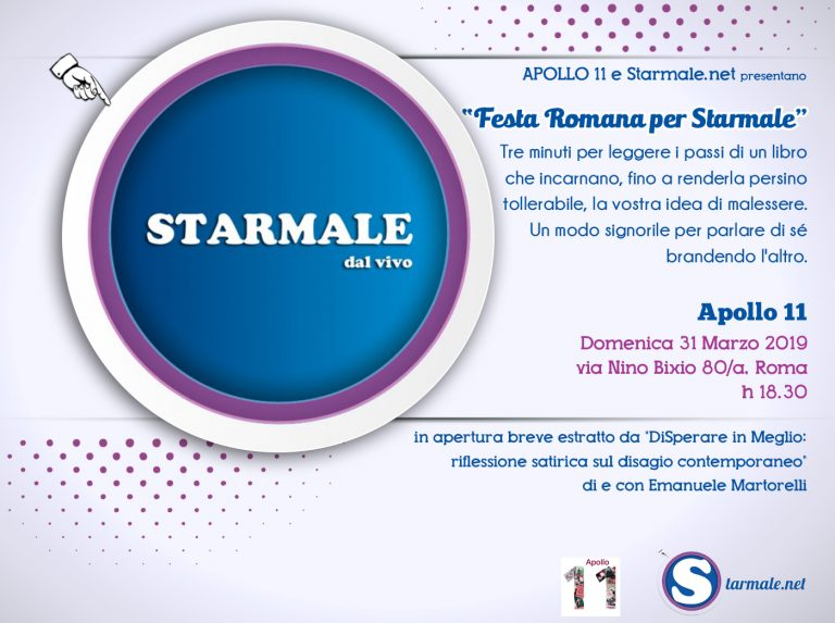 Festa Romana per Starmale
