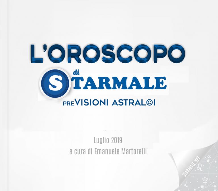 L'Oroscopo di Starmale, Luglio 2019