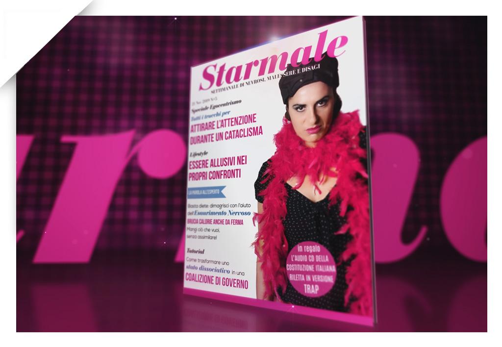 Starmale cover01, Stati Generali, Rai 3