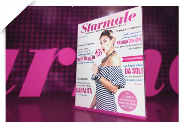 Starmale Cover02, Stati Generali, Rai3
