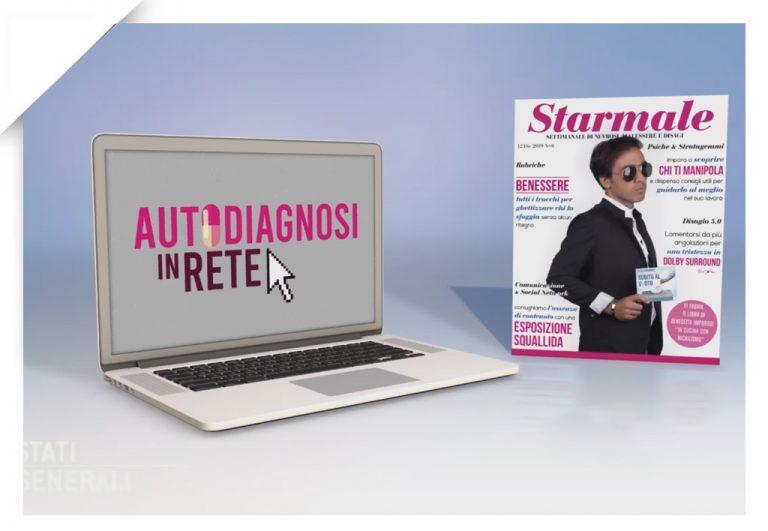 Autodiagnosi in Rete, Stati Generali, Rai3