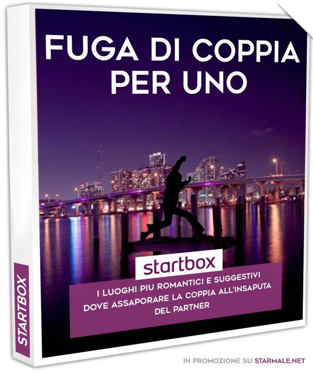"""startbox """"Fuga di Coppia per Uno"""""""