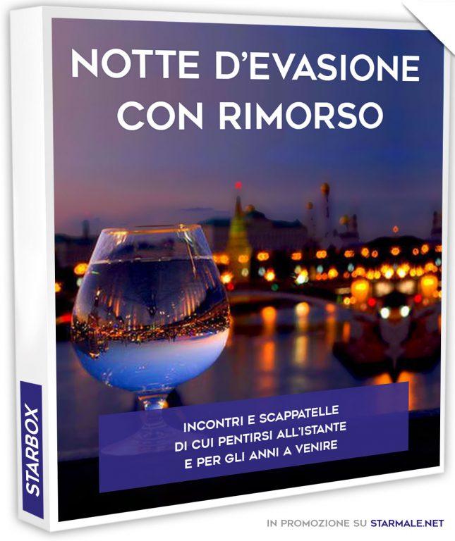 """spot """"Startbox: notte d'evasione con rimorso"""""""