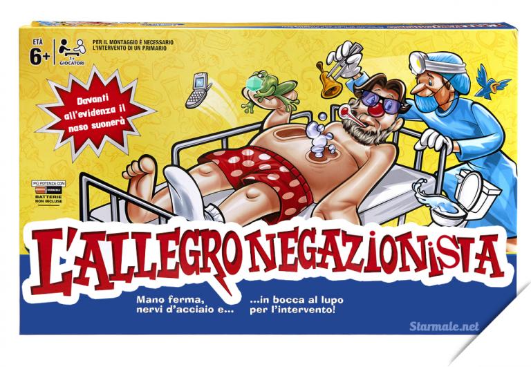 L'Allegro Negazionista
