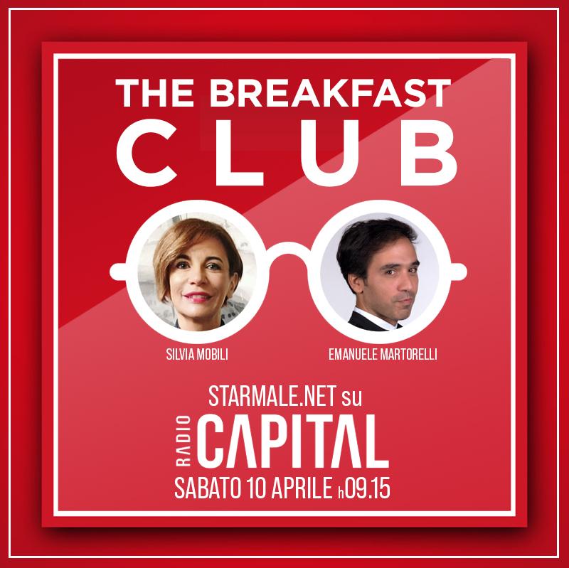 "Starmale su ""Breakfast Club"", Radio Capital"