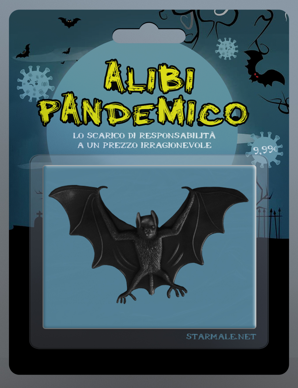 Alibi Pandemico